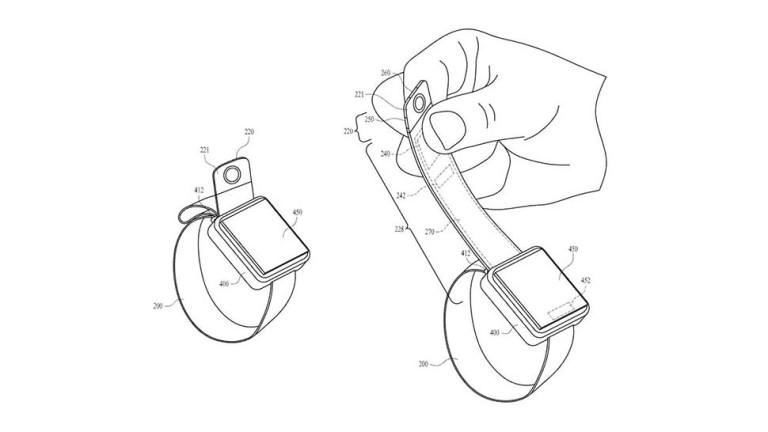 Аpple патентова камера за часовниците си