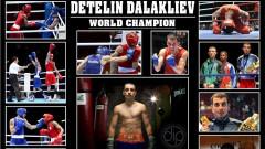 Детелин Далаклиев отбелязва 10-годишнината от спечелването на Световната титла в Милано