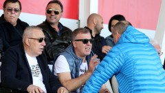 Наско Сираков е вариант за нов шеф на футбола