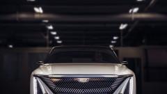 Cadillac представи свръхлуксозното електрическо SUV Lyriq, което обещава огромен пробег