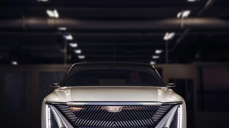 По-рано днес от General Motors представи на онлайн церемония първия