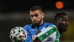 Тома Даске: Бъдещето ми в Левски не е ясно, няма страх от мачовете с Лудогорец и ЦСКА