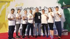 Световен шампион помага в подготовката на таекуондо националите