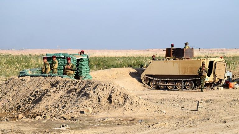 САЩ и Ирак обсъждат бъдещето на американския военен контингент, предаде