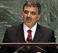 Гюл приветства ликвизирането на Осама бен Ладен