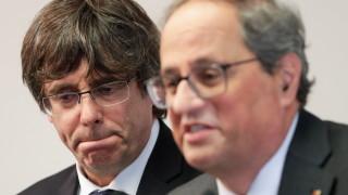 Каталуния предупреди Испания да не разпалва с присъди сепаратистките настроения