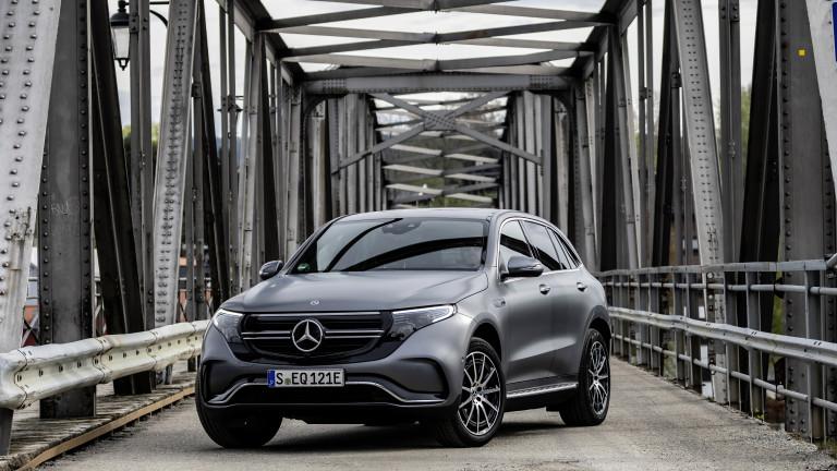 Mercedes-Benz се подготвя да зареже бензина и дизела до края на десетилетието