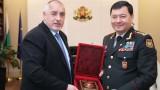Борисов говори за партньорството в НАТО с началника на генщаба на Азербайджан