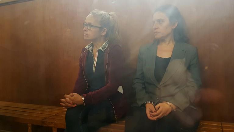 ВКС проверява решенията за задържането в ареста на Иванчева и Петрова