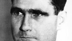 ДНК изследване развенча теория, че Рудолф Хес е имал двойник