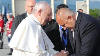 Борисов се хвали: Папата каза да строим магистрали