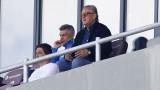 Русев потвърди: Обертан остава в Левски за още 2 години