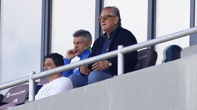 Спас Русев спази обещението си, купи абонаментни карти на Левски за 100 хил. лева