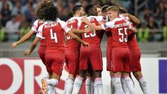 """""""Класически"""" Арсенал триумфира без проблеми срещу Карабах"""