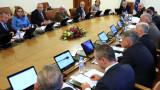 Правителството: Русия незабавно да освободи моряците и корабите