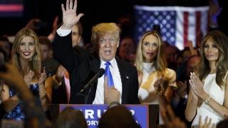 Тръмп се вижда вече президент, зове републиканците за обединение