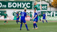 Мартин Камбуров пропуска мача срещу ЦСКА 1948