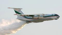 Изчезна руски противопожарен самолет с 10 души на борда