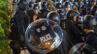 Хонконгската полиция забрани антиправителствен митинг на 15 септември