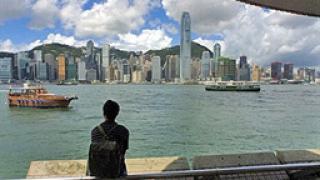 Ураганът Нисат парализира Хонг Конг
