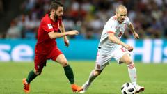Андрес Иниеста: Победа срещу Иран ни връща в играта
