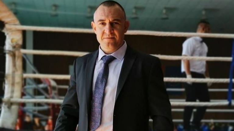 Галин Димов: В България кикбоксът се администрира и регулира единствено от БККМТ