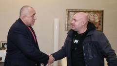 Бойко Борисов с коментар относно срещата си с феновете на Ботев (Пловдив)