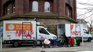 """Хранителна банка не дава храна на чужденци в Германия, обявиха ги за """"нацисти"""""""