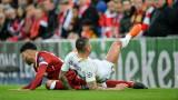 Юрген Клоп съобщи неприятна новина за един от основните играчи на Ливърпул