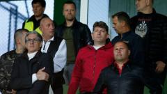 Шеф в ЦСКА в разпален разговор с Милош Крушчич след измъчения успех над Витоша