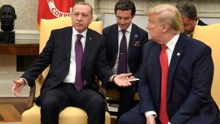Тръмп убеден, че споровете с Турция ще се уредят