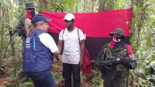 Въоръжените бунтовници налагат брутална власт на границата Венецуела-Колумбия