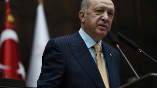 Ердоган се скара на Русия за удара срещу протурските бунтовници в Сирия