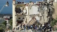 Извадиха 8 тела от рухналата жилищна сграда в Италия