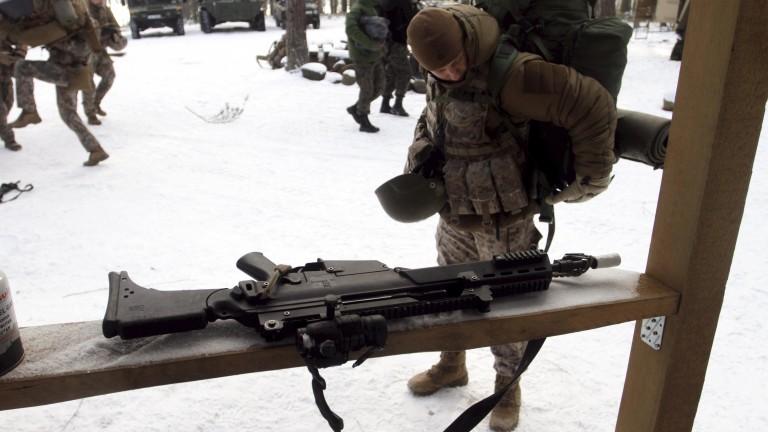 НАТО подготвя най-мащабното си учение след Студената война