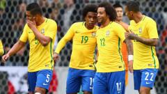Пет мача между Бразилия и Мексико на световни финали, 4 победи за Селесао