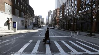 Щатът Ню Йорк обяви още 5 146 заразени с коронавирус за 24 часа