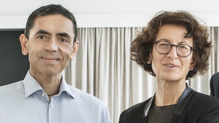 Жената зад ваксината на BioNTech: Йозлем Тюреджи