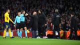 УЕФА подготвя тежко наказание за Диего Симеоне
