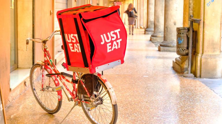 Европейската Just Eat Takeaway.com NV е постигнала съгласие да придобие