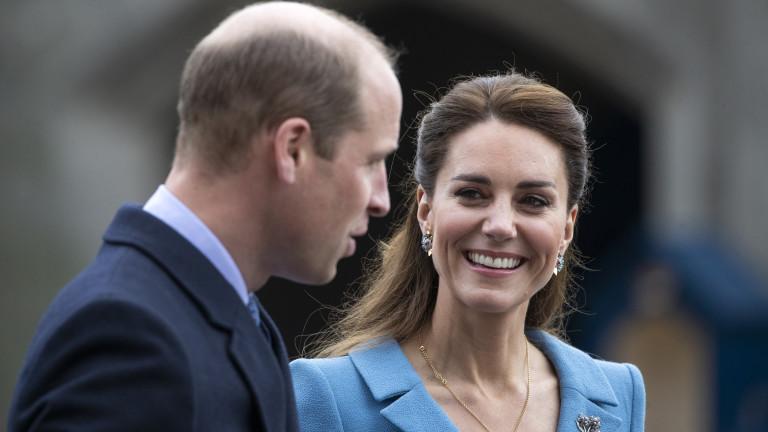 Шегичките на Кейт с Уилям