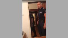 Наказаха полицай в Търново за арогантно държание и заплахи
