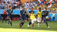 """Шок за Колумбия още на старта, """"сините самураи"""" посякоха фатално Хамес и компания!"""