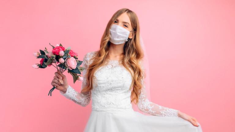 Какво причини пандемията на сватбите по света