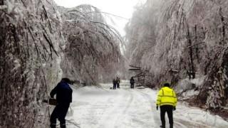 Дъжд вали над цялата страна, във Враца – сняг