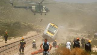 Влак дерайлира в Хърватска - 6 загинали