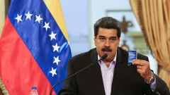Мадуро отсече, че следващите избори ще са през 2025-а, отхвърли ултиматума на ЕС