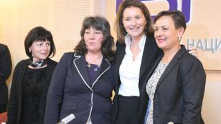 Нямаше да си тръгна без сестрите от Либия, увери Сесилия в София