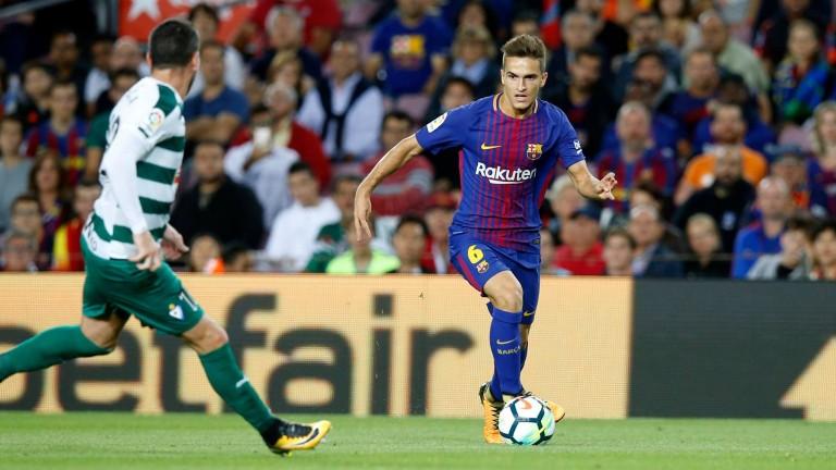 Арсенал договори Денис Суарес от Барселона