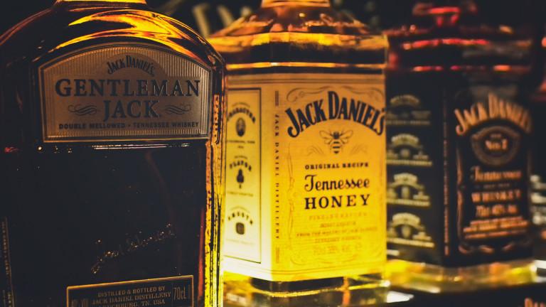 Американският износ на уиски спадна през втората половина на 2018